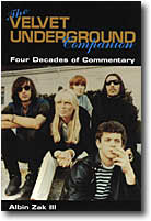 THE VELVET UNDERGROUND COMPANION