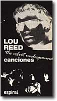 LOU REED & THE VELVET UNDERGROUND - CANCIONES